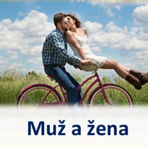 plakát Muž a žena co ve vztahu potřebuje ona a co on