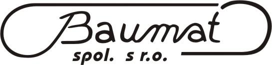logo Baumat spol. s r.o.