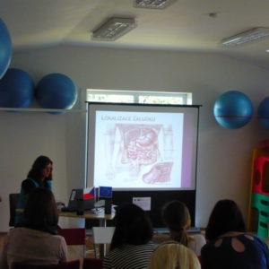 Pečovatelský kurz - přednáška