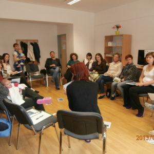 workshop Mapování a řízení vlastních kompetencí