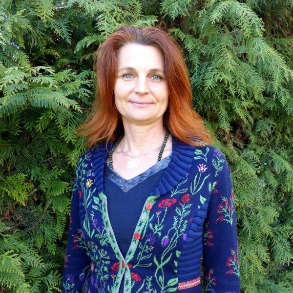 Hana Pelčáková Kubecová