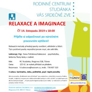 Relaxace a imaginace